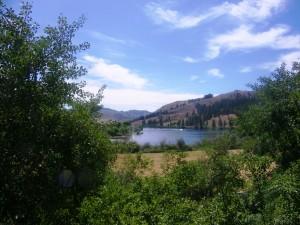 113. Pearrygin Lake en Falls Creek Falls 21 juli 2015 006