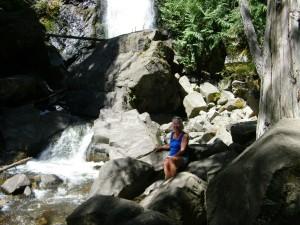 113. Pearrygin Lake en Falls Creek Falls 21 juli 2015 010