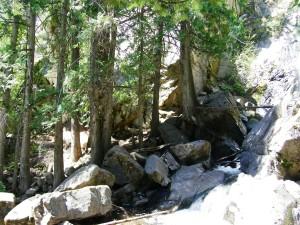 113. Pearrygin Lake en Falls Creek Falls 21 juli 2015 013
