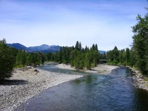 113. Pearrygin Lake en Falls Creek Falls 21 juli 2015 033