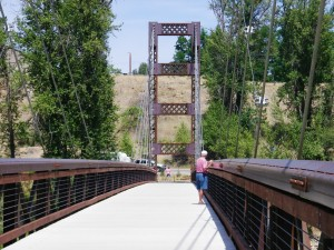 113. Pearrygin Lake en Falls Creek Falls 21 juli 2015 035