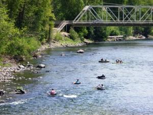 113. Pearrygin Lake en Falls Creek Falls 21 juli 2015 058